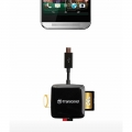 Micro USB Card Reader Transcend