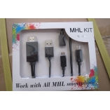 Преходници KIT Micro USB to HDMI
