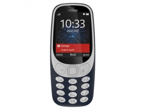 GSM Nokia 3310 DS DARK BLUE