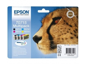 Глави Epson T0715 Multi Pack