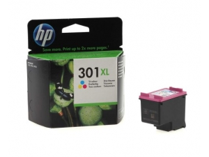 Тонер касета HP 301XL Color CH564EE